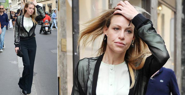 Mai vista così magra. Che succede a Barbara Berlusconi?