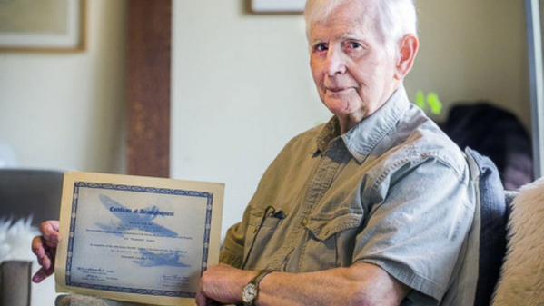 Usa, si laurea a 94 anni dopo 75 anni di studi